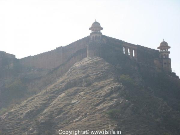 Jaigarh Fort - Jaipur - Rajasthan