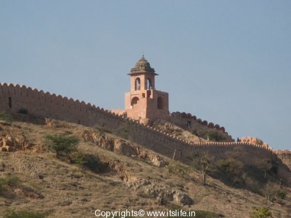 Jaigarh Fort - Jaipur