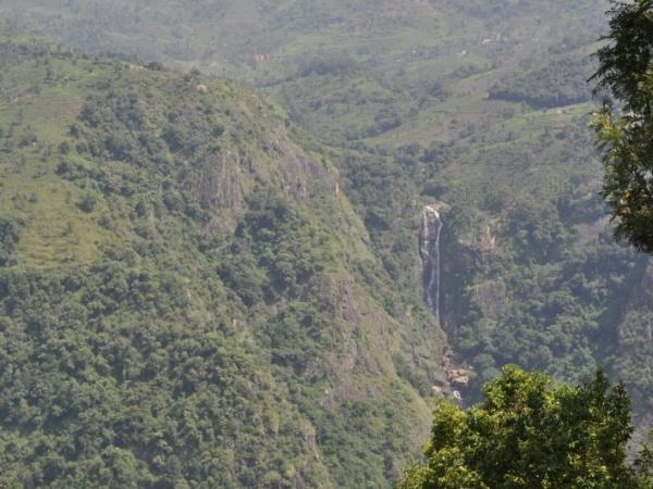 Catherine Waterfalls, Kotagiri