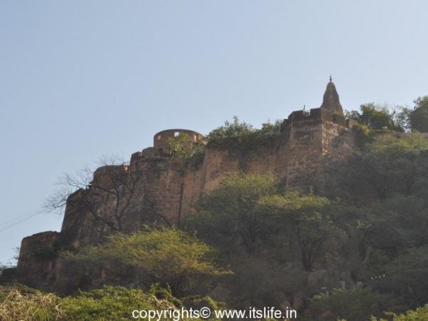 Moti Dungri Fort, Jaipur