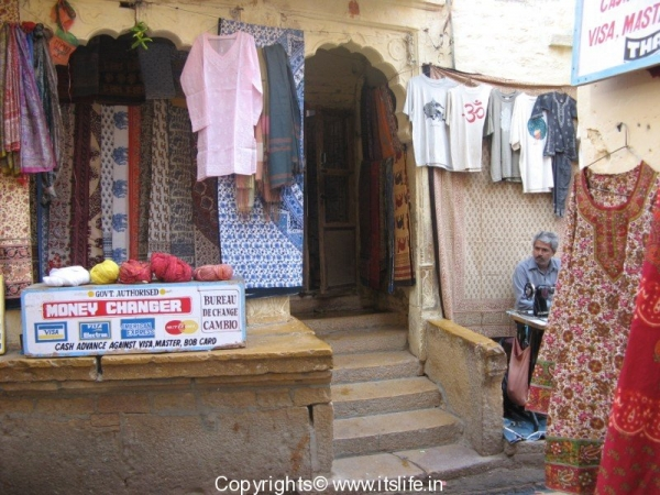 Shopping in Rajasthan