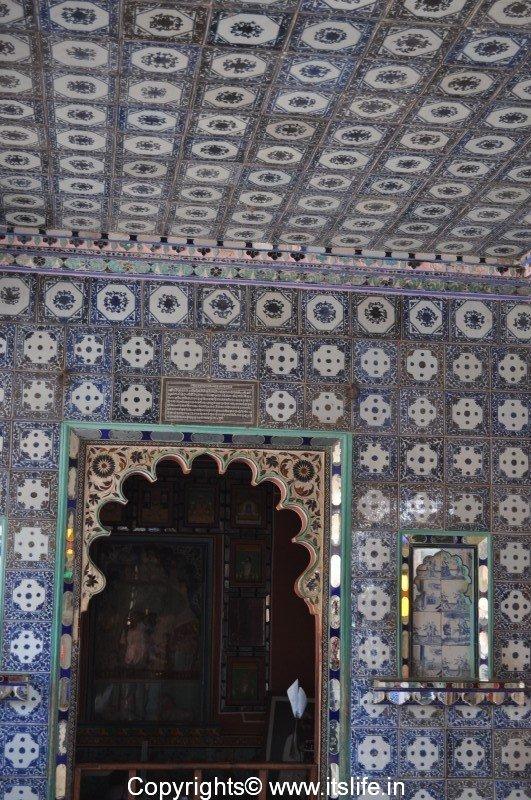 City Palace Udaipur Maharana Uday Singh Palace On Lake