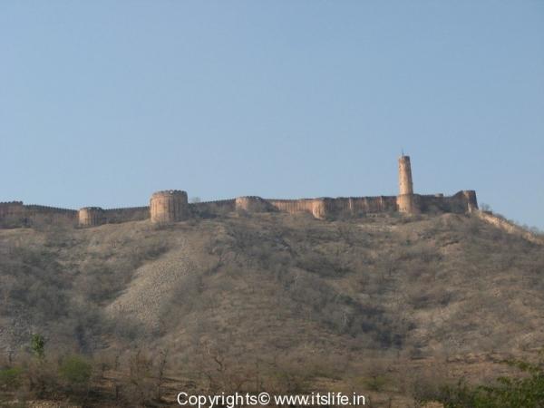 Jaigarh Fort Jaipur Rajasthan