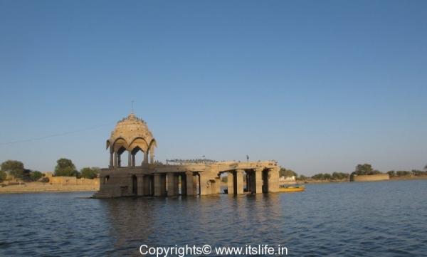 Gadisar Lake - Rajasthan