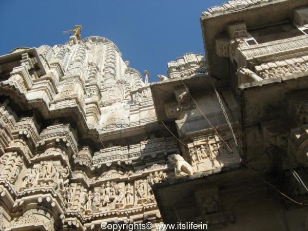 Jagadish Temple
