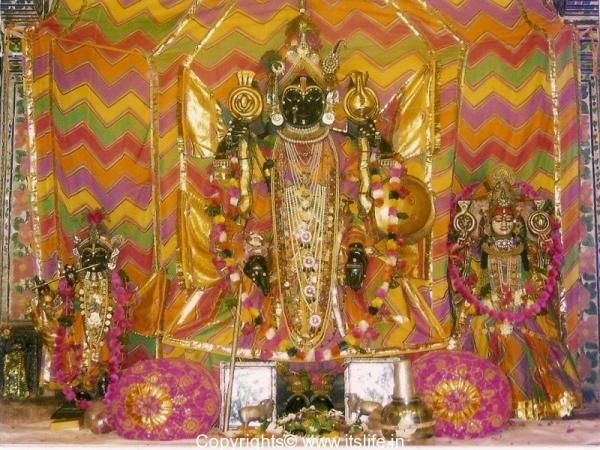 Bhagavan Jagdishji - Udaipur