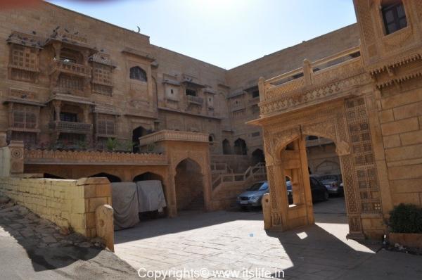 Patwon Ki Haveli, Jaisalmer