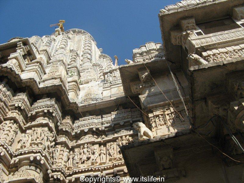 jagdish tempel udaipur