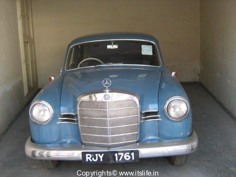 Vintage car museum | Udaipur | Interesting places in Udaipur