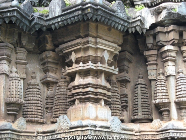 Lakshmi Narasimha Temple, Bhadravathi