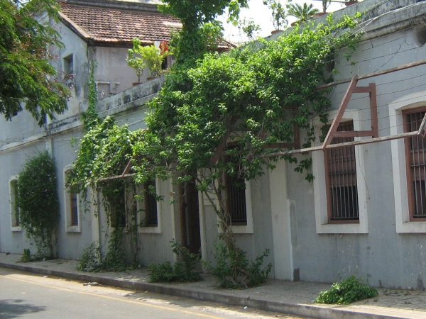 Pondicherry Heritage Buildings