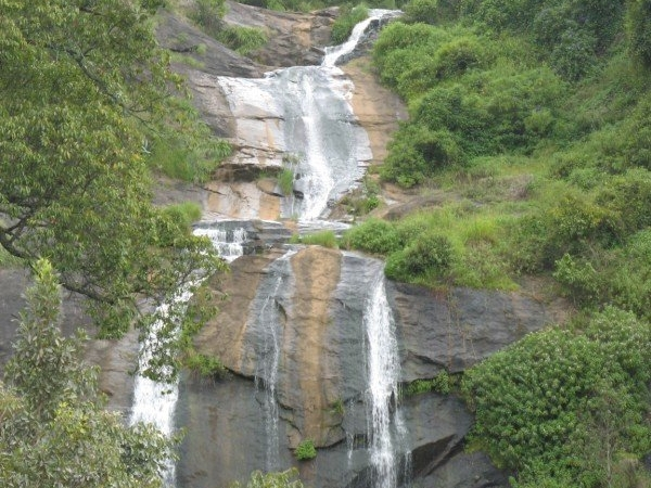 Kalahatty Waterfalls