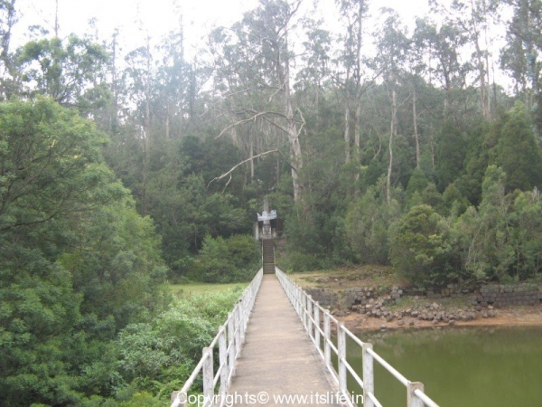 Reliah Dam, Coonoor