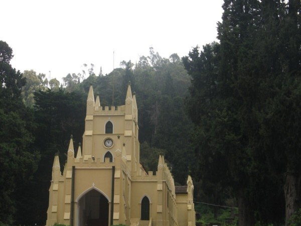 St. Stephen\'s Church, Ooty