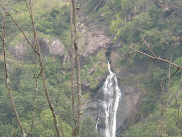 Kalahatty Waterfalls