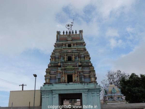 Kurinji Andavar Murugan Temple