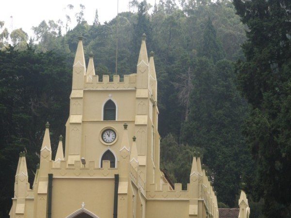 St. Stephen\'s Church Ooty