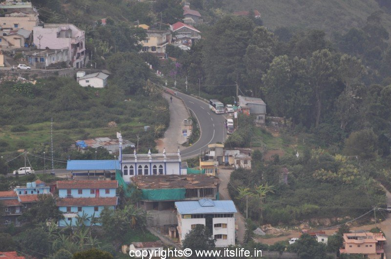 Kodaikanal for Terrace meaning in tamil