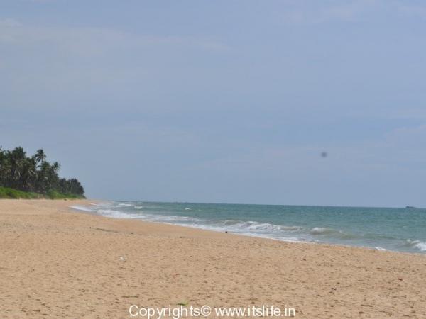 Kapu Beach - Udupi District