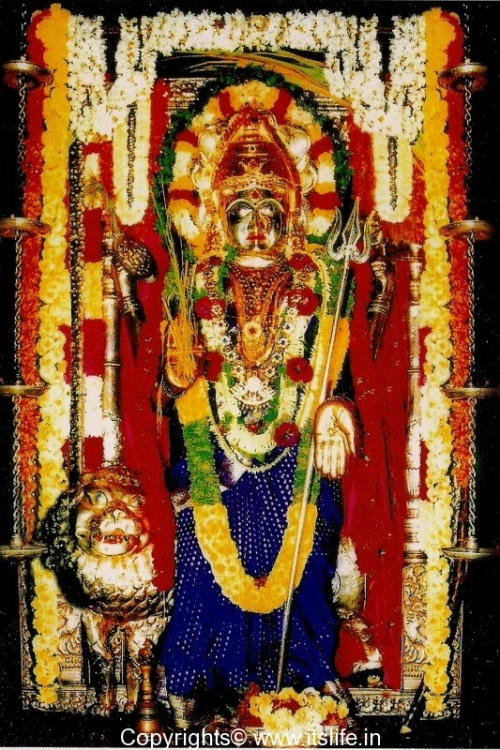 Mangalore Mangaladevi Temple