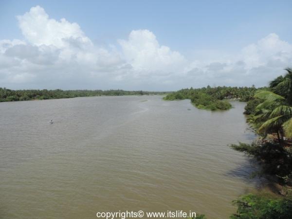Varahi River - Hattiangadi