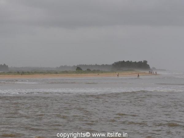 Someshwara Beach, Byndoor