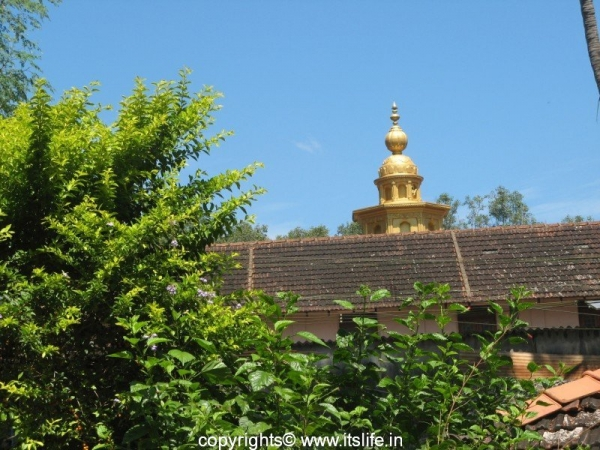 Idagunji temple