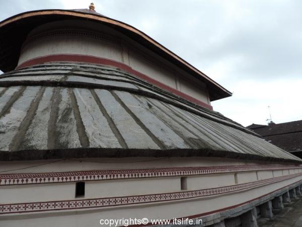 Shri Anantheswara temple