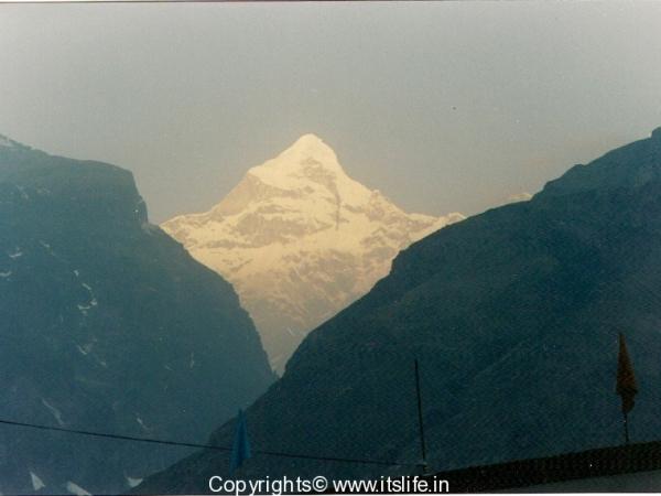 Badrinath - Neelakantha Parvath