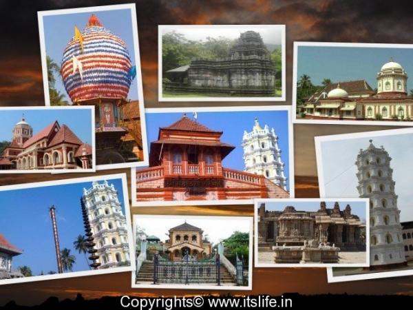 Temples of Goa