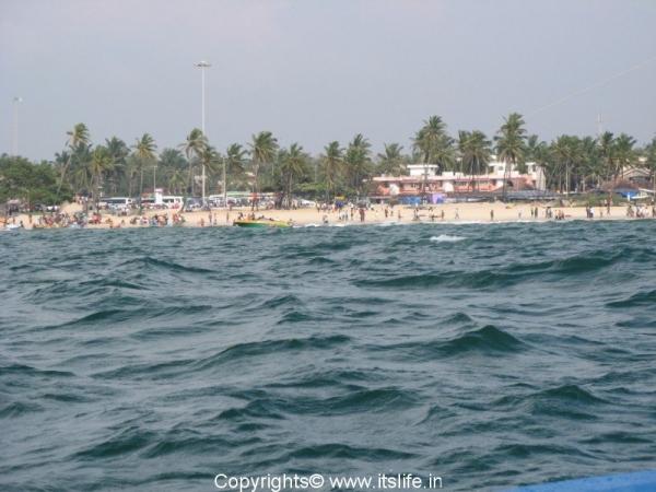 Boat Ride, Goa
