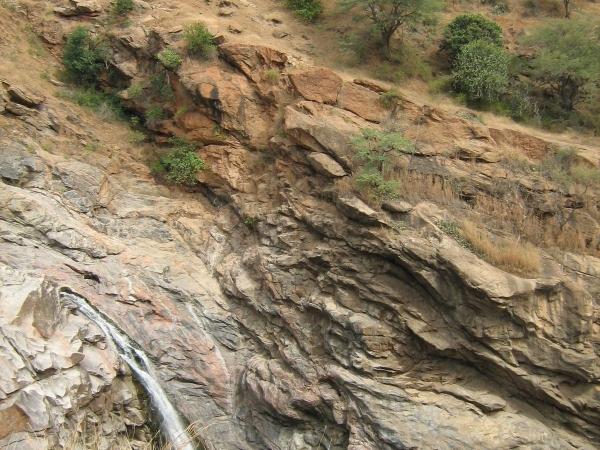 Chunchi hidden falls