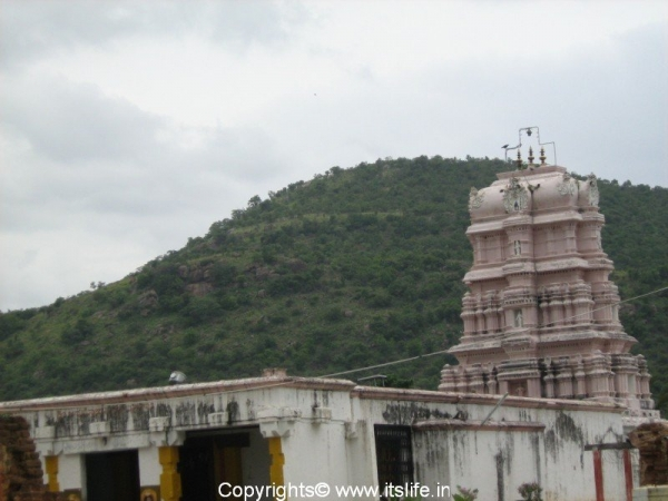 Madhya Ranga Temple