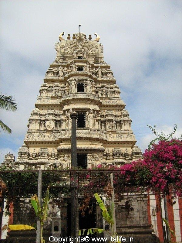 Mallur Ramaprameya Temple