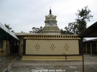 Jwalamukhi Tripurasundari Temple