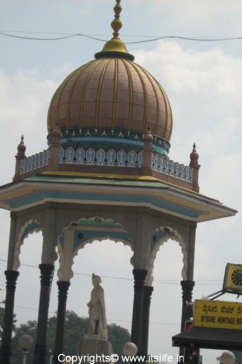K.R.Circle, Mysore