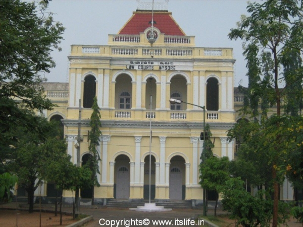 Mysore Law Courts