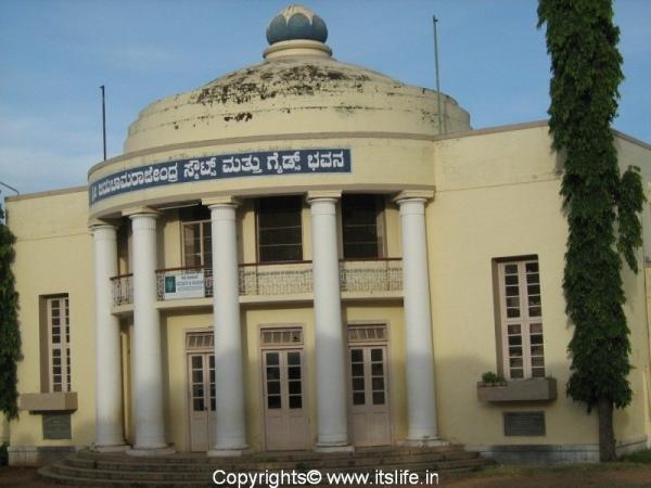 Heritage Building Mysore