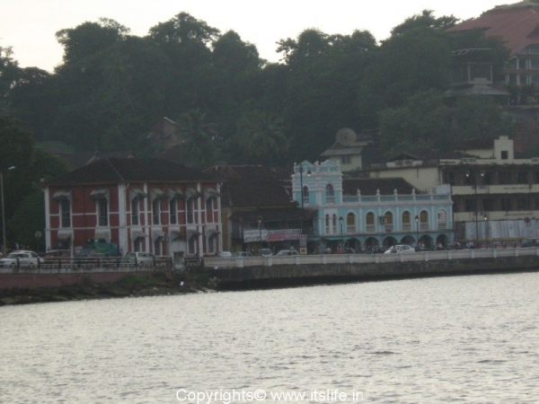 Heritage Buildings of Goa