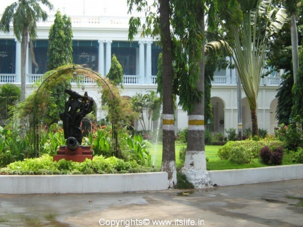 Governor\'s Residence Pondicherry
