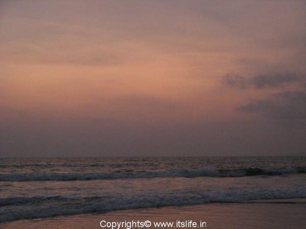 South Beaches of Goa
