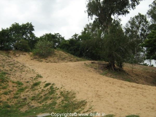 Talakadu Sand Dunes