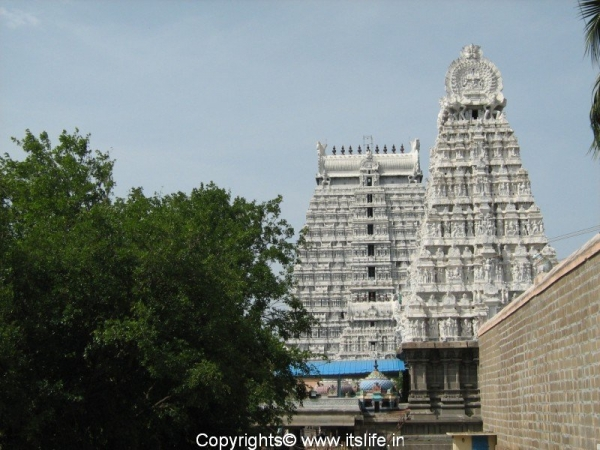 Annamalaiyar Temple, Thiruvannamalai