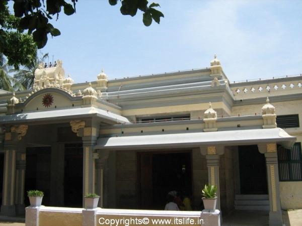 Ramana Maharshi Ashram, Thiruvannamalai