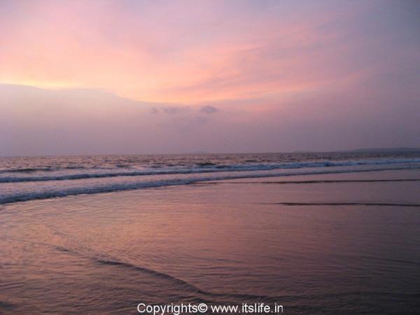 Utorda Beach, Goa