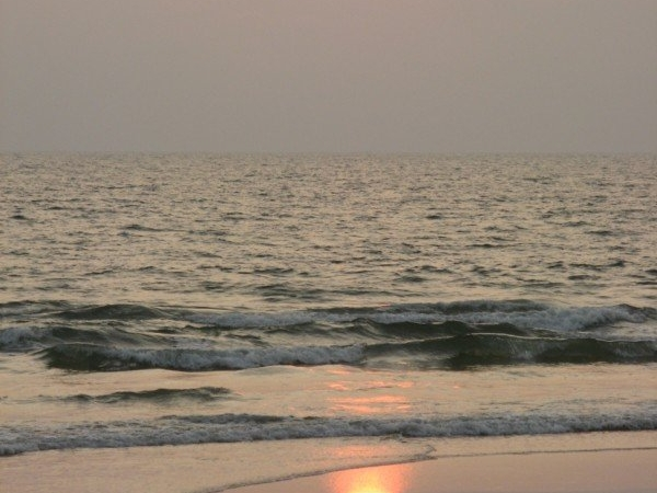 Bamalo Beach, Goa
