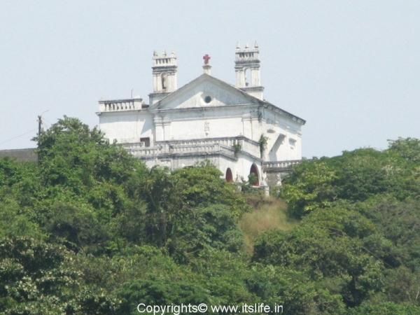 St. Lawrence Church, Goa
