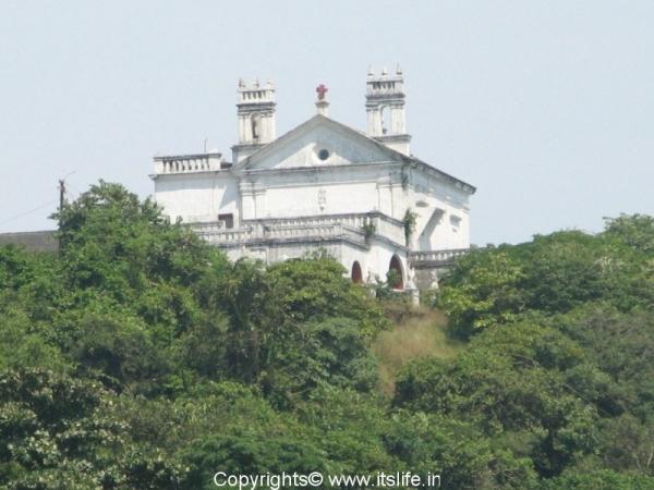 St. Lawrence Church, Goa