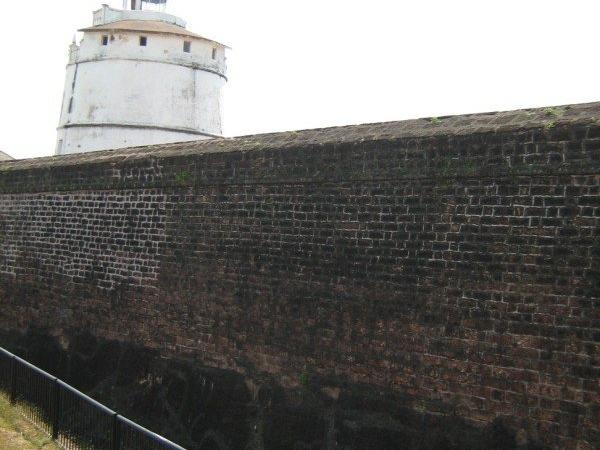 Fort Aguada Light House