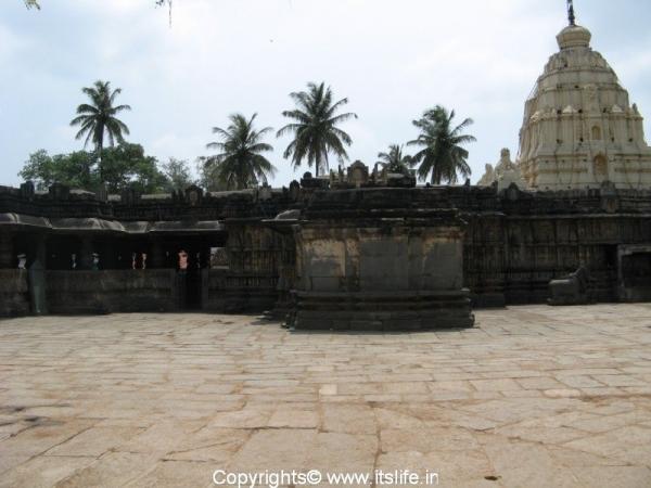 Harihareshwara Temple Harihar